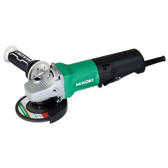 HiKOKI 1430W Angle Grinder with Paddle Switch 125mm