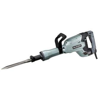 HiKOKI 1400W 18kg 30mm Hex Demolition Hammer