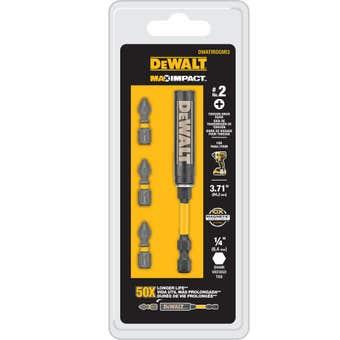 DeWALT 1/4 Max Impact Drive Guide Sleeve