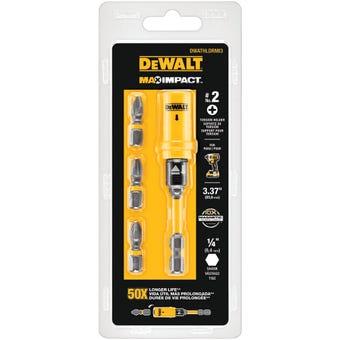 DeWALT Max Impact Screw Lock Adaptor 1/4