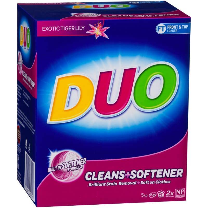 Duo Laundry Powder 5kg