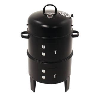 Charmate Lawson Smoker and Grill
