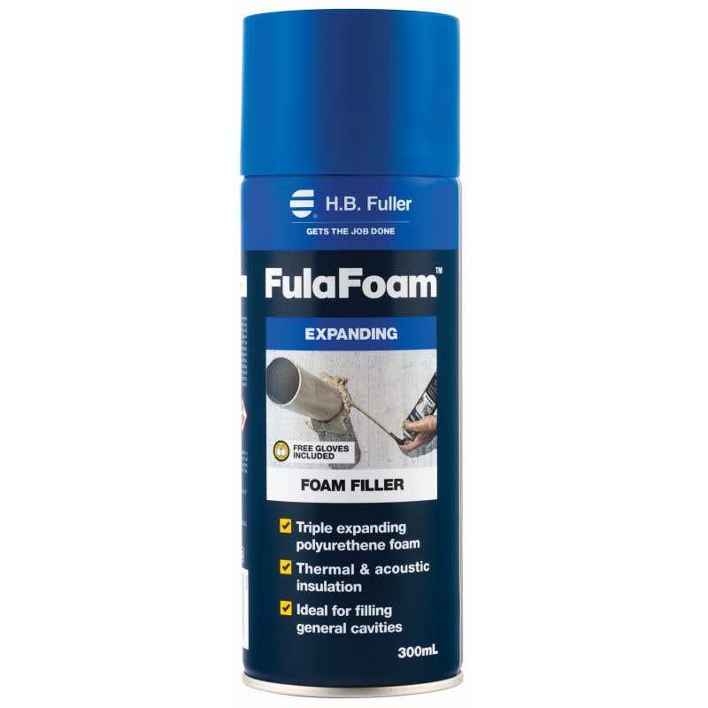 H.B. Fuller Fulafoam Expanding Foam Filler