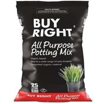 Buy Right Potting Mix All Purpose 25L