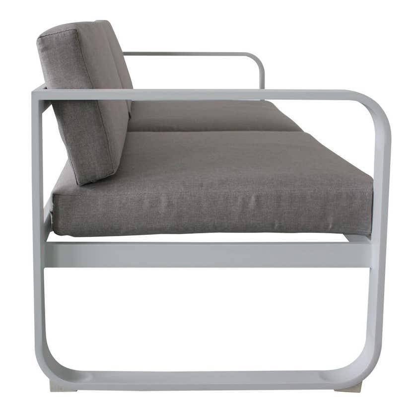 Haiti 4 Seater Aluminium Lounge Setting