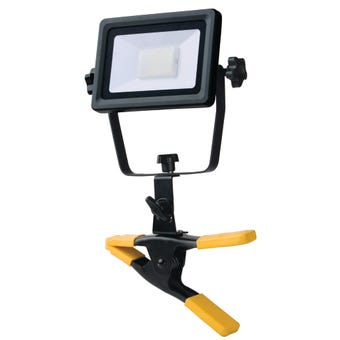 Mirabella LED Worklight with Clamp 20W