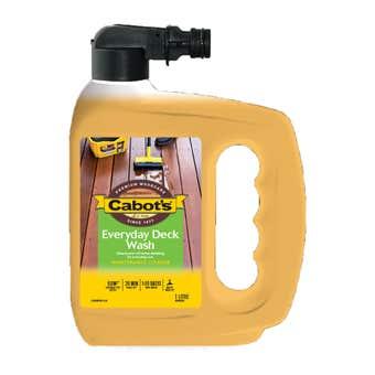 Cabot's Hose On Everyday Deck Wash 1L