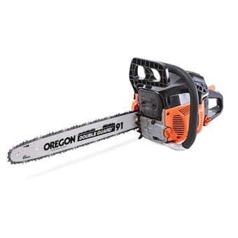 """Yard Force Chainsaw 51.5cc 18"""""""