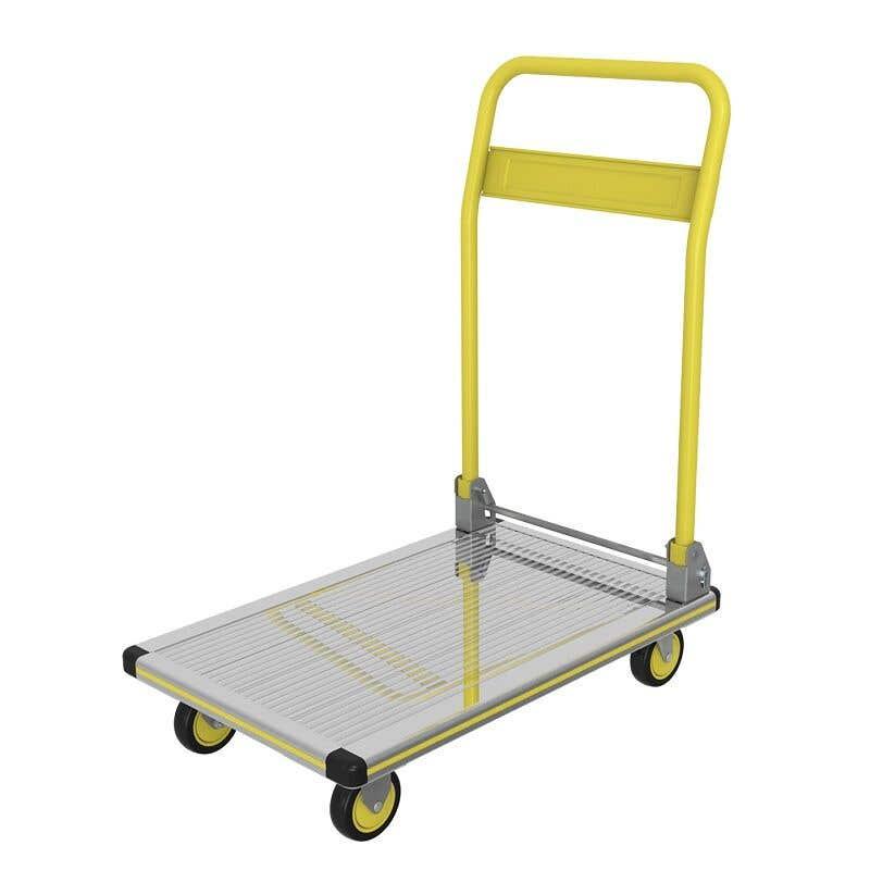 Stanley Heavy Duty Platform Trolley 150kg
