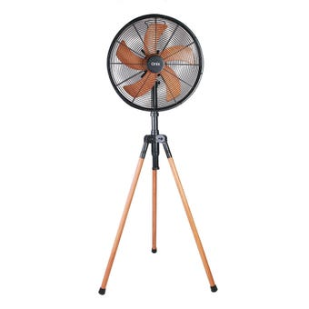 Onix 40cm Tripod Drum Fan