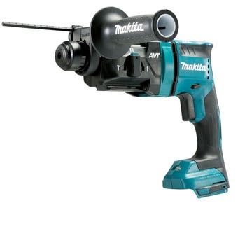 Makita 18V Brushless AWS Rotary Hammer Drill 18mm Skin