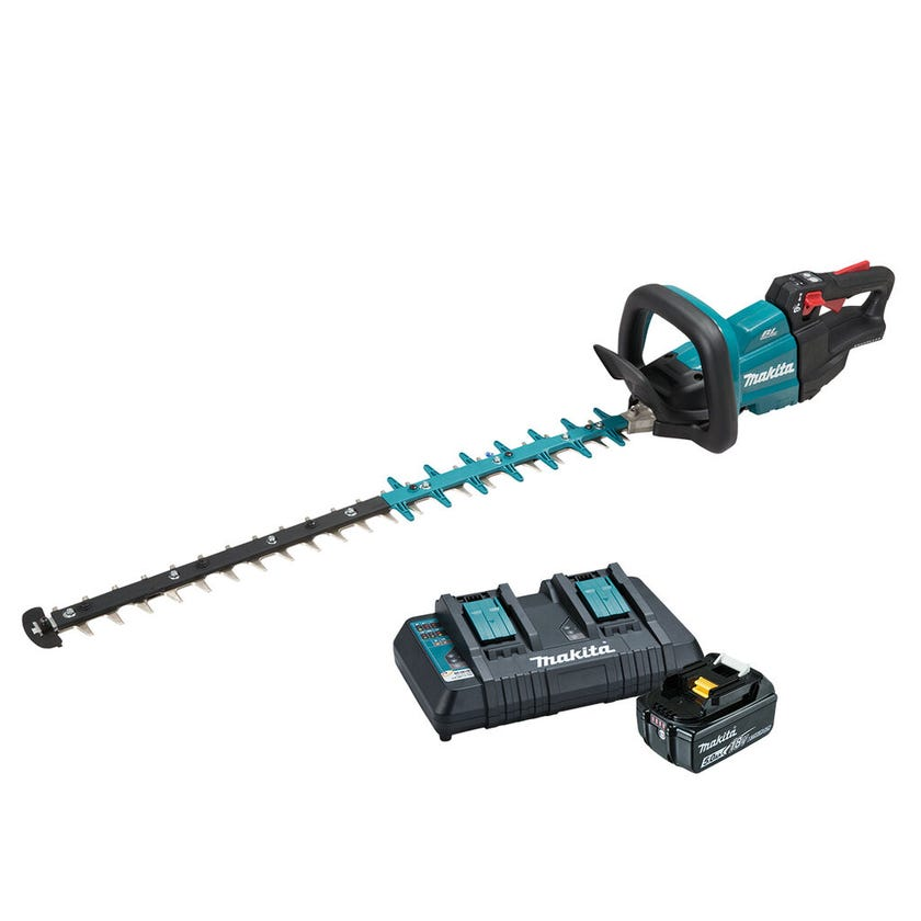 Makita 18V Brushless Hedge Trimmer 750mm Kit DUH751PT