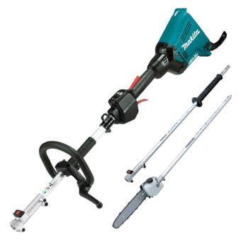 Makita 18V x 2 Brushless Multi-Function Power Head & Pole Saw