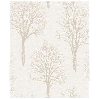 Boutique Wallpaper Landscape Ivory 10m x 520mm