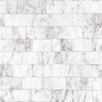 Contour Wallpaper Carrera White 10m x 52cm