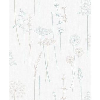 Superfresco Easy Wallpaper Meadow Blue 10m x 52cm