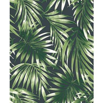 Superfresco Easy Wallpaper Elegant Leaves Green 10m x 520mm