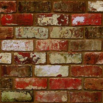 Superfresco Easy Wallpaper Red Brick 10m x 52cm
