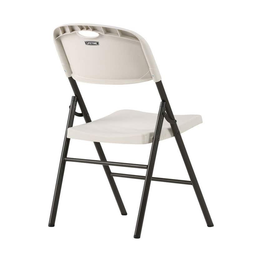 Lifetime Essential Blow Mould Folding Chair