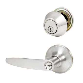 Buy Right® Entry Level Handle Combo Stainless Steel
