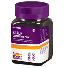 Cement Australia Oxide Colouring Black 300g