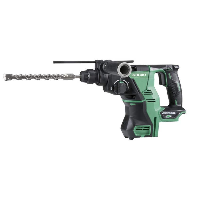 HiKOKI 36V Rotary Hammer Drill SDS Plus Brushless Skin