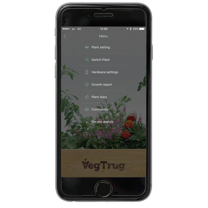 VegTrug Grow Care Sensor Home