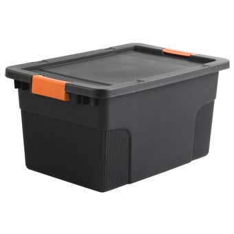 Buy Right Storage Box Heavy Duty Lockable 57L