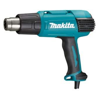 Makita 2000W Variable Heat Gun - 50-650°C