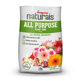 Amgrow Naturals Fertiliser All Purpose 2.5kg