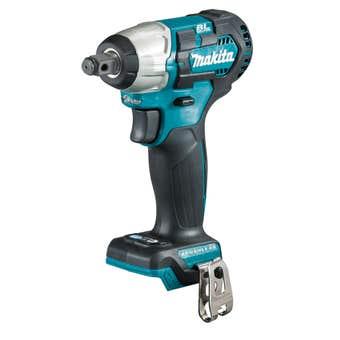"Makita 12V 1/2"" Brushless Impact Wrench Skin TW161DZ"