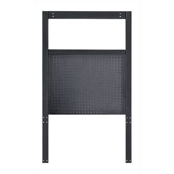 Storage Geelong Mix & Match Steel Pegboard Upright