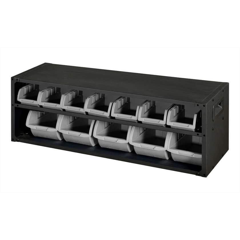 Storage Geelong Mix & Match 12 Bin Storage Unit