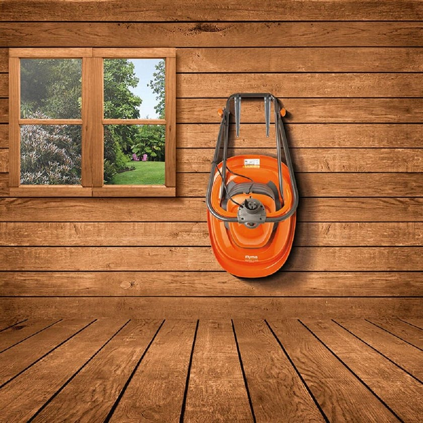 Flymo Turbo Life 350 Electric Hover Mower