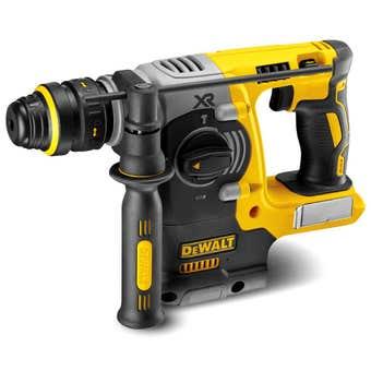 DeWALT 18V XR Li-Ion Brushless 3 Mode Quick Change Chuck Dedicated Cordless Hammer