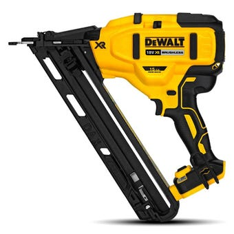DeWALT 18V Brushless 15GA Finish Nailer Skin