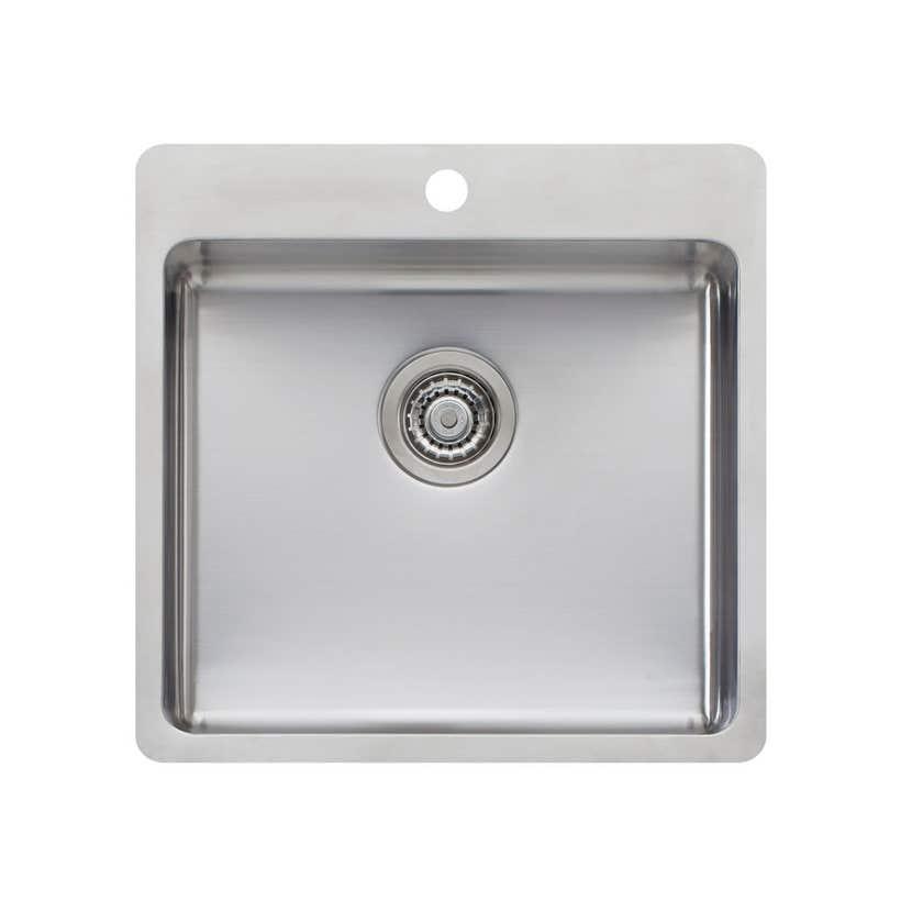 Oliveri Sonetto Large Bowl Topmount Sink