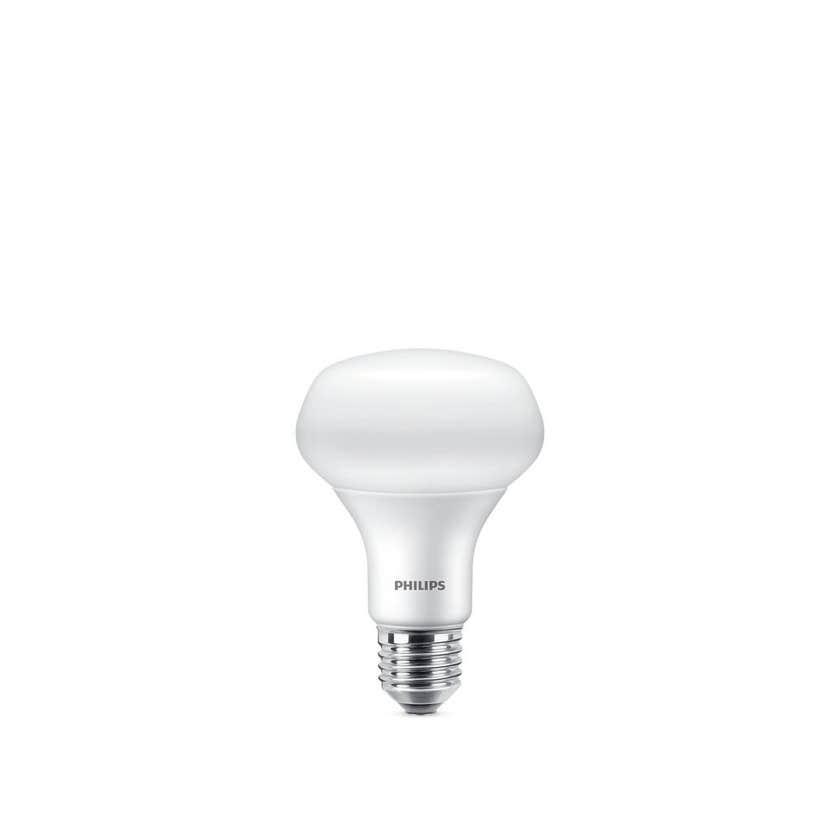 Philips LED Globe Reflector ES R80 10W 6500K Cool Daylight