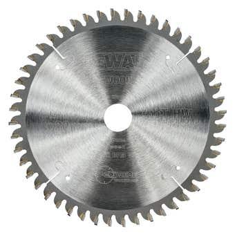 DeWALT Workshop Circular Saw Blade 56T 160mm