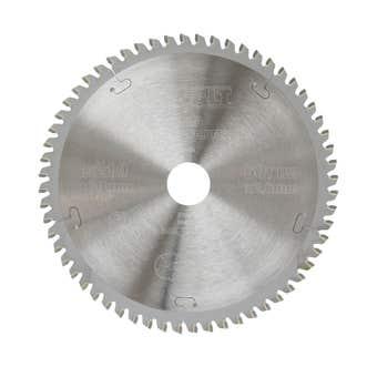 DeWALT Workshop Circular Saw Blade 60T 210mm