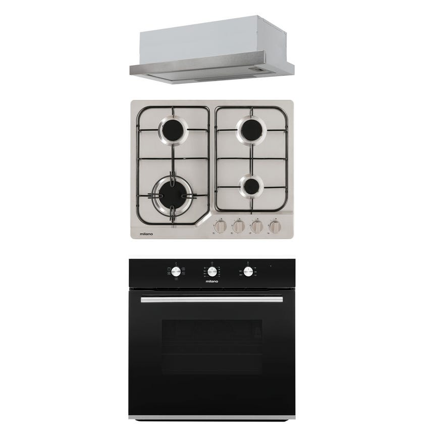 Milano Cooking Package Mechanical Timer 600mm