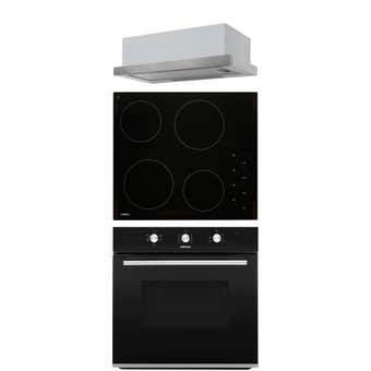 Milano Cooking Package Electric - 3 Piece