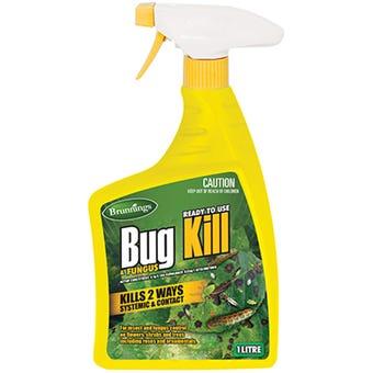 Brunnings Bug & Fungus Kill 1L