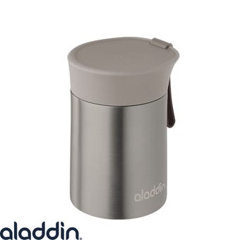 Aladdin Vacuum Sealed Food Jar Stainless Steel 400ml