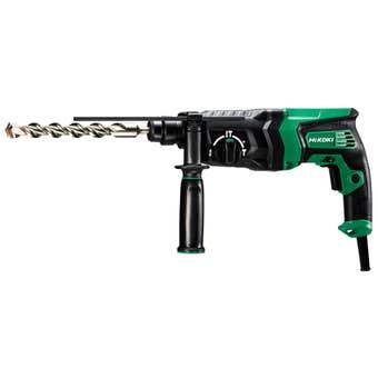 HiKOKI Hammer Rotary 830W 26mm SDS Plus DH26PC2(H1Z)