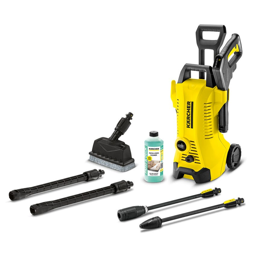 Karcher K3 Full Control Deck Pressure Washer