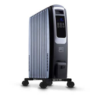 Goldair 2400W Enclosed Electronic Oil Heater With Remote