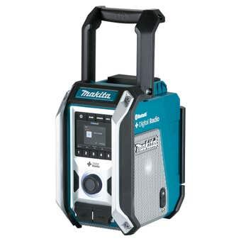 Makita Digital Bluetooth Jobsite Radio Skin DMR115