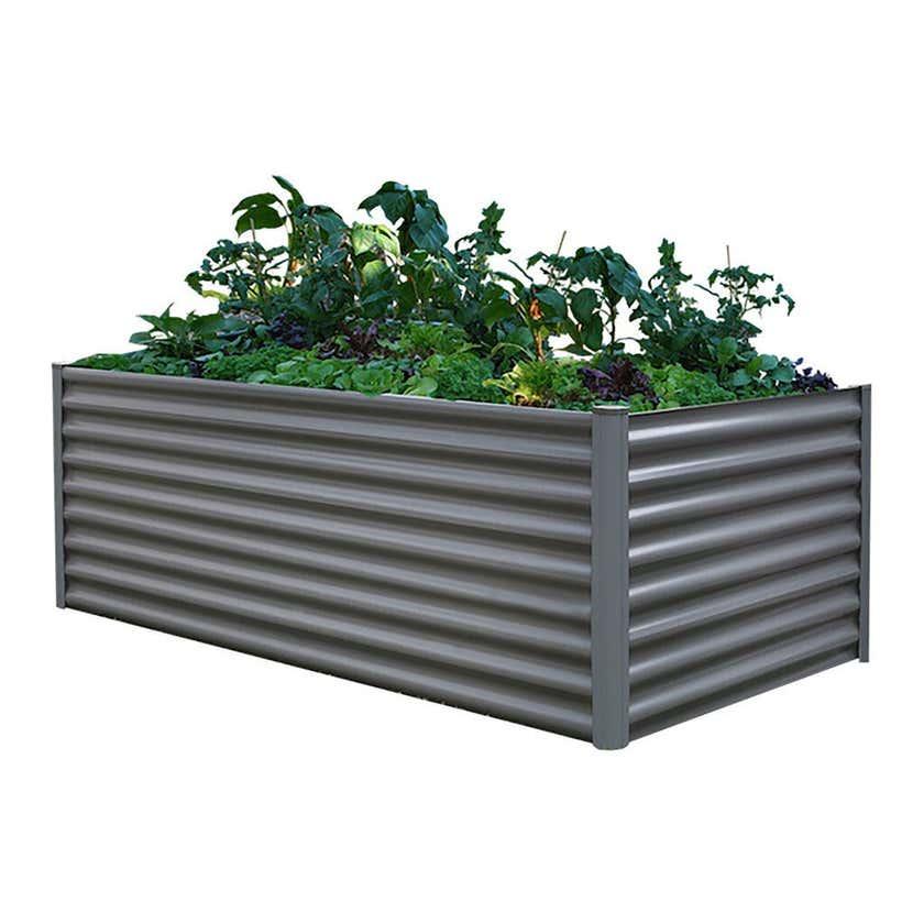 Organic Garden Co Rectangular Raised Garden Bed 200 x 100 x 72cm