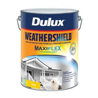 Dulux Weathershield Exterior Gloss Deep 10L